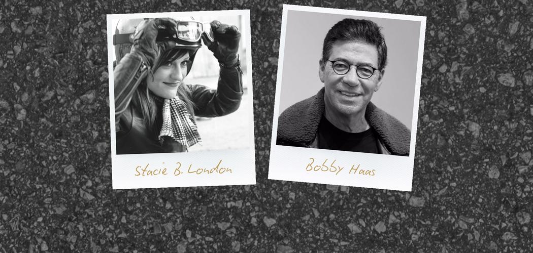 CONFERENCE KEYNOTE SPEAKERS   Stacie B. London & Bobby Haas