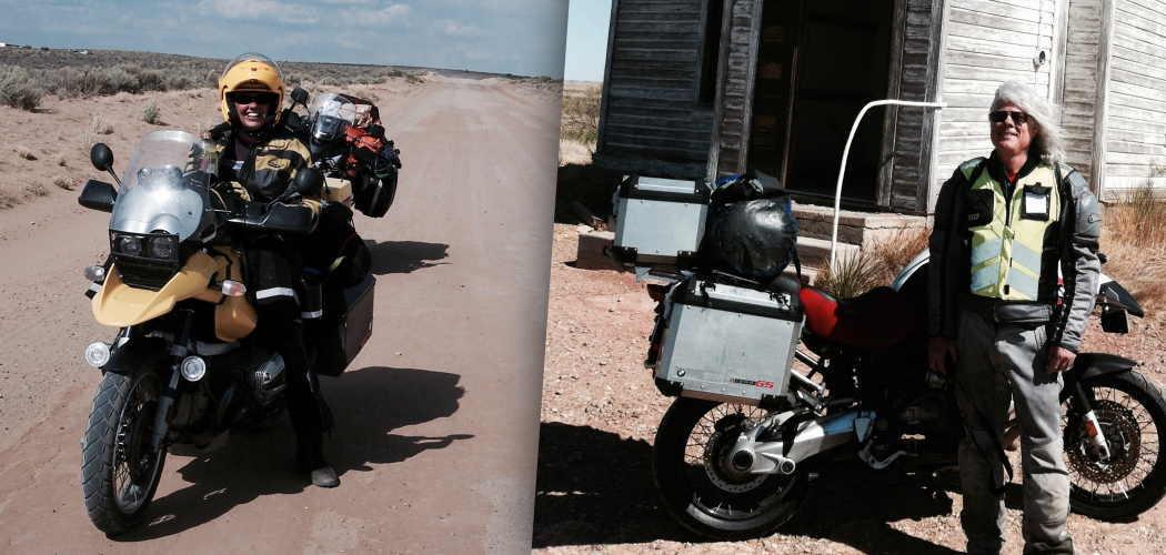 Mixed Gender-Cross Country Research: Personal Reflections and Experiences of Long-Term Ethnographic Researchers in a Community of Touring Motorcyclists Mark Austin & Patricia Gagné